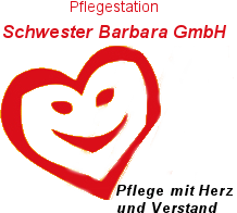Logo Pflegestation Schwester Barbara GmbH Bad Soden